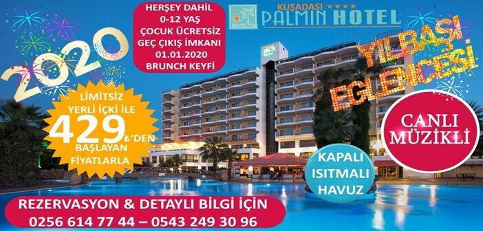 Palmin Hotel Kuşadası