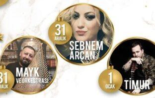 Park Polonezköy Hotel Beykoz Yılbaşı Programı 2020