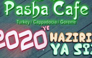 Pasha Cafe Kapadokya Yılbaşı 2020