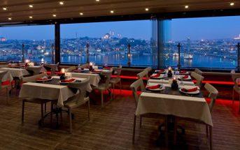 Peninsula Restaurant Karaköy Yılbaşı 2019