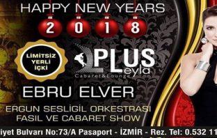 Plus Leyla İzmir Yılbaşı Programı