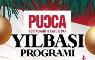 PuCCa Cafe & Restaurant Yılbaşı Programı 2018