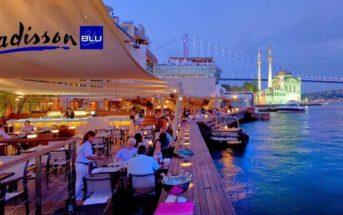 Radisson Blu Bosphorus Ortaköy Yılbaşı 2020