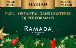 Ramada by Wyndham Tire Yılbaşı 2020