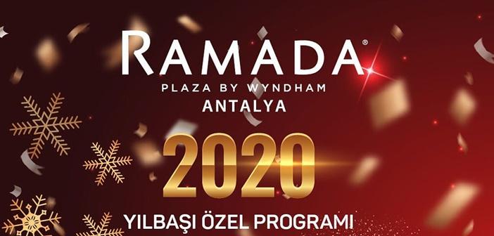 Ramada Plaza Antalya Yılbaşı Galası 2020
