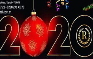 Reis Thermal Otel Pamukkale Yılbaşı Galası 2020