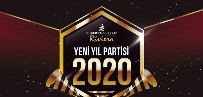 Robert's Coffee Riviera Antalya Yılbaşı Galası 2020