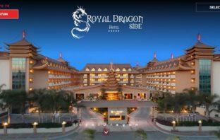 Royal Dragon Hotel Yılbaşı Programı 2019