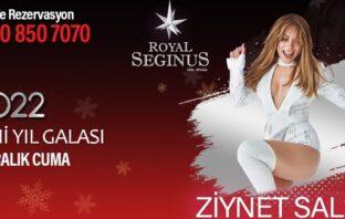 Royal Seginus Yılbaşı Programı 2020