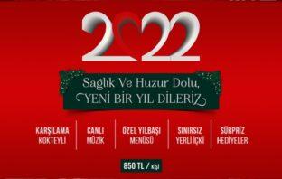 Rys Hotel Yılbaşı Programı 2020