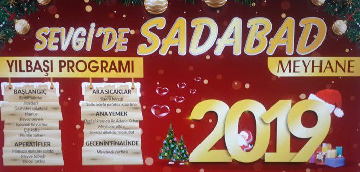 Sadabad Restaurant Ocakbaşı Mersin Yılbaşı Programı 2019