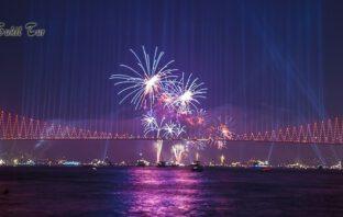 Sahil Tur İstanbul Teknede Yılbaşı Galası 2020