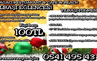 Sakızağacı Cafe Restaurant Yılbaşı Programı