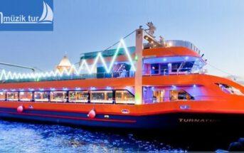 Şan Müzik Tur İstanbul Teknede Yılbaşı Partisi 2020