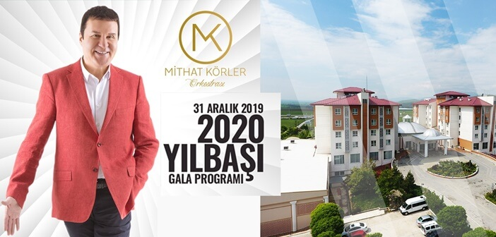 Sandıklı Thermal Park Hotel Yılbaşı Galası 2020