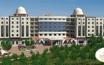 Sarayhan Termal Otel Niğde Yılbaşı 2019