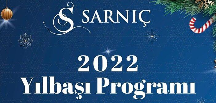 Sarnıç Restaurant Mersin Yılbaşı Programı 2019