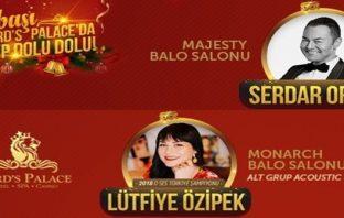Serdar Ortaç Yılbaşı Programı
