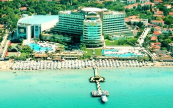 Sheraton Çeşme Hotel İzmir Yılbaşı Programı 2020