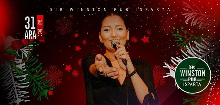 Sir Winston Pub Isparta Yılbaşı Programı 2020
