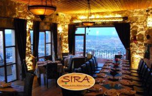 Şıra Restaurant Kapadokya Yılbaşı 2020
