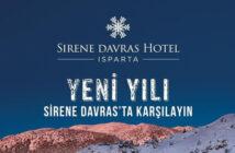 Sirene Davras Hotel Yılbaşı 2020