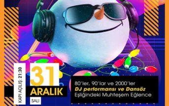 SoldOut Performance Hall İzmir Yılbaşı 2020