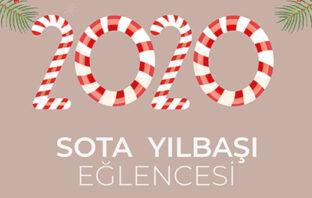 Sota Alaçatı İzmir Yılbaşı 2020