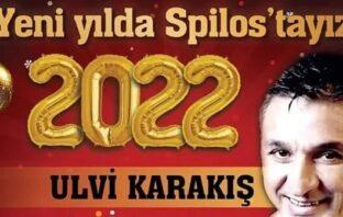Spilos Hotel Manisa Yılbaşı 2020
