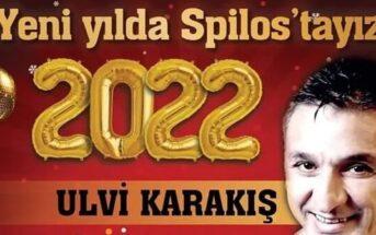 Spilos Hotel Manisa Yılbaşı 2019