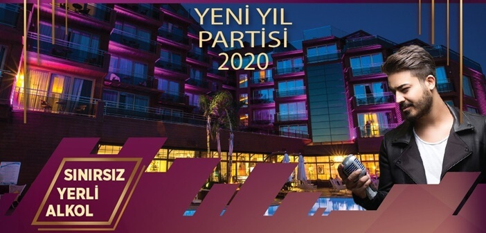 Suhan360 Hotel & Spa Kuşadası Yılbaşı Galası 2020