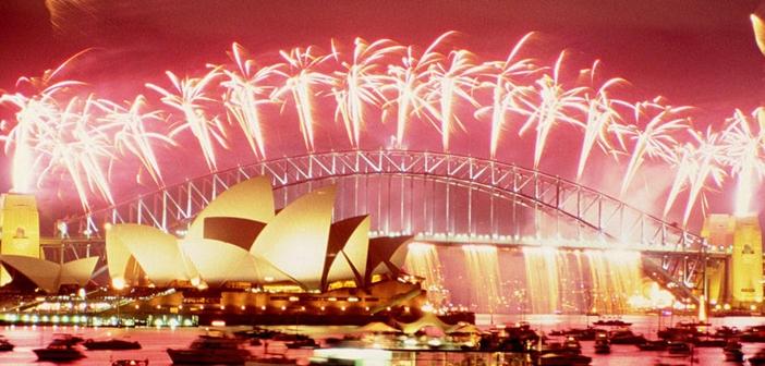 Sydney Yılbaşı Kutlaması
