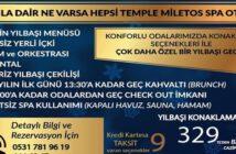 Temple Miletos & SPA Hotel Didim Yılbaşı 2020
