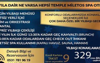 Temple Miletos Hotel - Didim