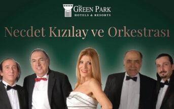 The Green Park Hotel Merter Yılbaşı Programı 2020