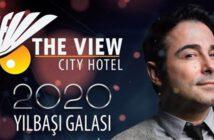 The View City Hotel Kuşadası Yılbaşı Galası 2020