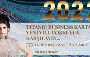 Titanic Business Kartal Yılbaşı Galası 2020