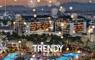 Trendy Lara Hotel Antalya Yılbaşı Galası 2020