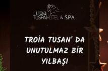 Troia Tusan Hotel Çanakkale Yılbaşı Galası 2020