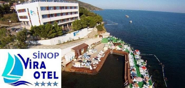 Vira Otel Sinop Yılbaşı 2019