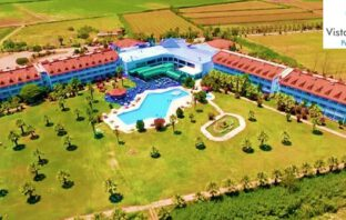 Vista Termal Hotel Pamukkale Yılbaşı Galası 2020