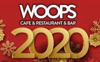 Woops Cafe Bar Denizli Yılbaşı 2020