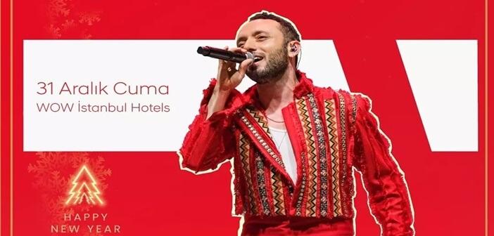 WOW Hotels İstanbul Yılbaşı Galası