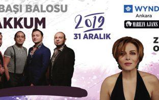 Wyndham Hotel Ankara Yılbaşı 2019
