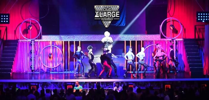 Xlarge Club Yılbaşı Dragqueen Şov