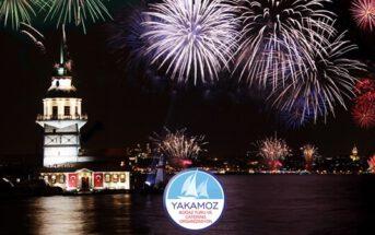 Yakamoz Boğaz Turu Teknede Yılbaşı Partisi 2019