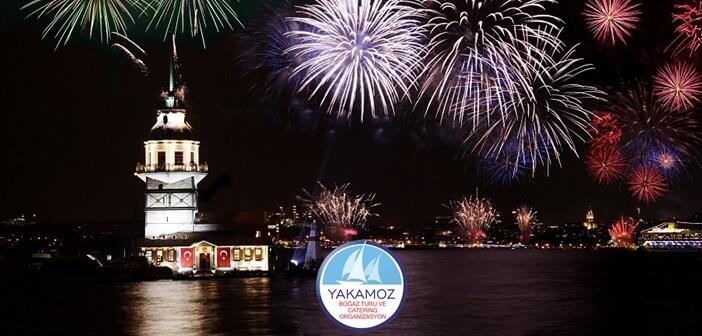 Yakamoz Boğaz Turu Teknede Yılbaşı Partisi 2020
