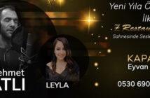 Z Restaurant Cafe & Bar Diyarbakır Yılbaşı 2020